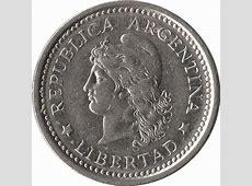 1 peso Argentine – Numista