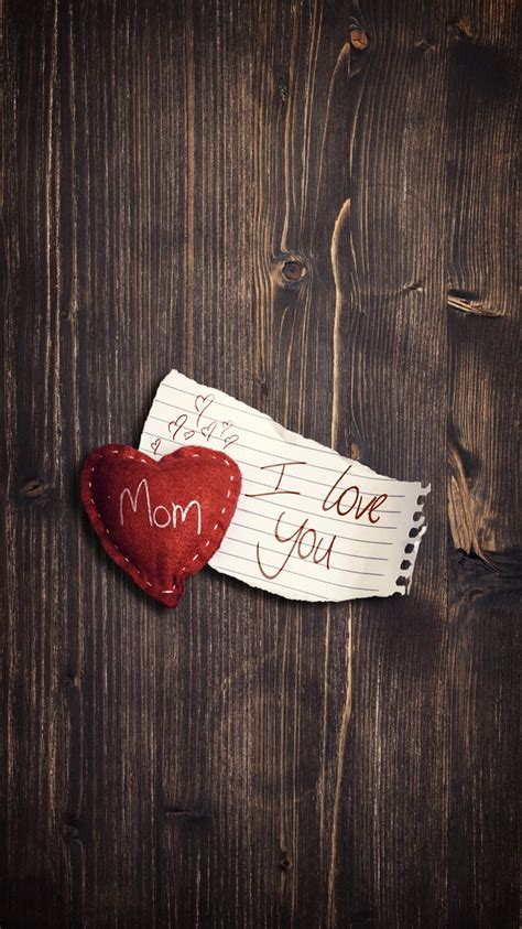 love  mom mother day iphone  wallpaper hd