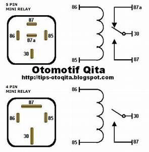 wiring diagram for a 5 pin relay imageresizertoolcom With relay switch wiring diagram moreover 5 wire stator wiring diagram also