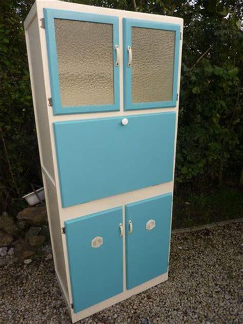 kitchen cabinet drawers for 1950s 60s retro vintage kitchen cupboard cabinet larder 7824