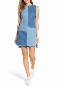 10 Best Denim Dresses for Spring 2018 - Jean, Chambray and