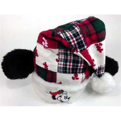 wdw store disney santa christmas holiday hat