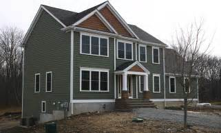 two story craftsman two story craftsman style homes traditional exterior providence by beacon home designs