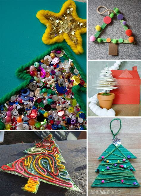 o tannenbaum 10 christmas tree crafts for kids lasso