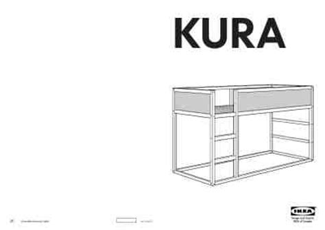 ikea kura bed furniture download manual for free now