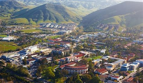 cal poly slo  research  colleges