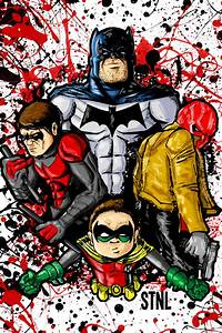 Batman and Robins Iphone 4 Wallpaper by dhgonzalez on ...