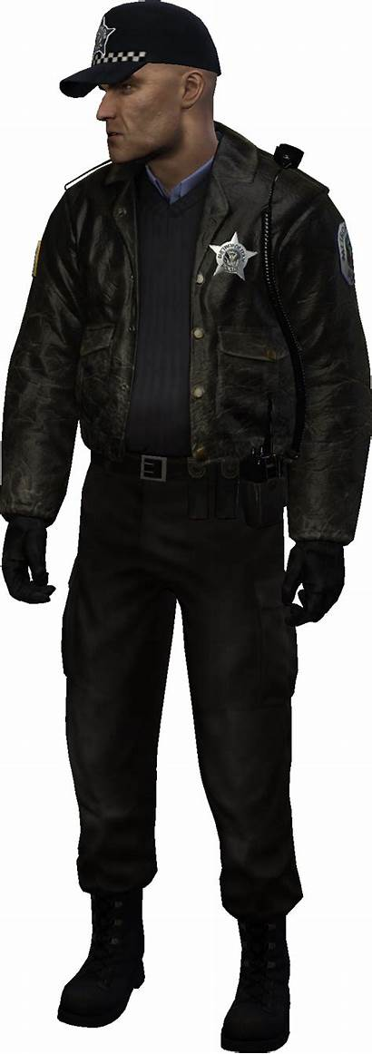 Police Chicago Officer Policeman Outfit Hitman Officers