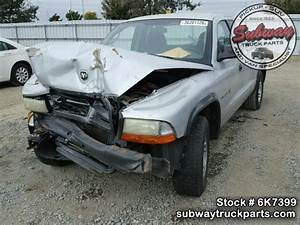 Used Parts 2002 Dodge Dakota Sxt 4x2 3 9l V6