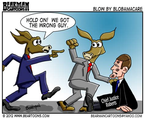 Democrats And Justice Roberts