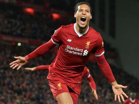 Result: Virgil van Dijk scores winner on Liverpool ...