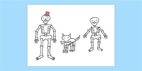 Funny Bone Stick Puppets To Support Teaching On Funnybones Funny