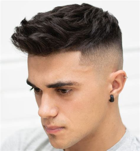 high fade haircuts  men  guide