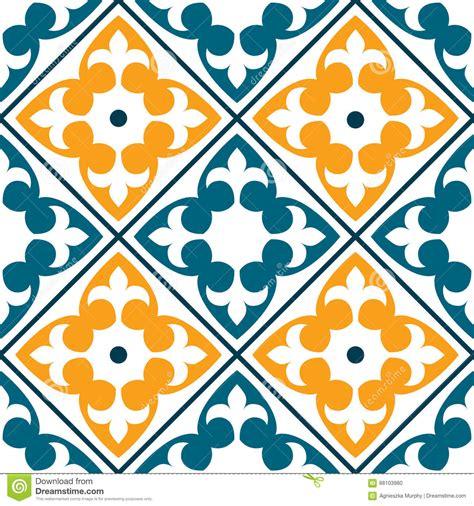 Fliesen Und Plattene Tiles Of Spain by Tile Pattern Portuguese Or Moroccan Tiles Design