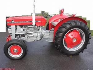 Massey Ferguson Mf135 Mf150 Mf165 Tractor Factory Workshop