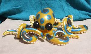 Meera the Blue Ringed Octopus by andromedagallery on ...