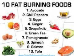 fat burning foods fit  rachel