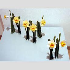Origami Galerie Daffodils (assia Brill)  Happy Folding