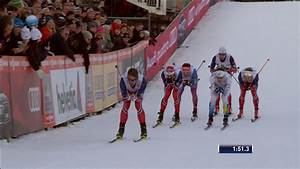Northug and Falla claim cross-country city sprint in ...