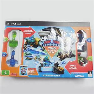 Skylanders Trap Team Starter Pack PS3 6 EBay