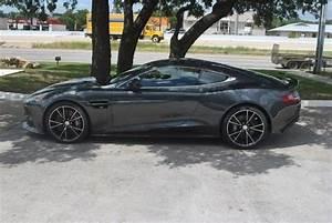 Find new 2014 Aston Martin Vanquish 2+2 Meteorite Gray ...