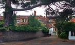 Richmond Palace Garden