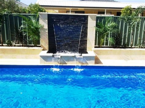 swimming pool features swimming pool feature exle 1 171 innovative water