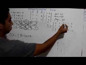 Determinante Berechnen 2x2 : determinantes 2x2 y 3x3 youtube ~ Themetempest.com Abrechnung