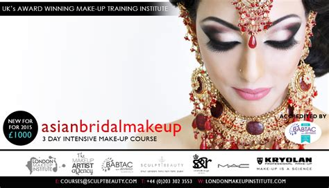 make up artist course asian bridal makeup artist course