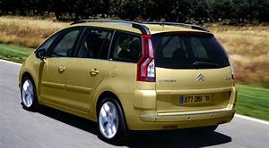 Citroen C4 Picasso 1 6 Hdi  2006  Review