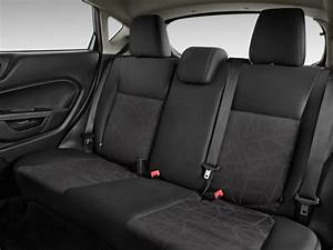 Image 2012 Ford Fiesta 4 Door HB SES Rear Seats Size