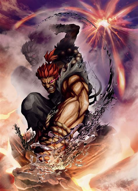 Akuma Street Fighter X Tekken Wiki Fandom Powered By Wikia