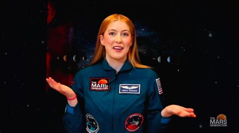 Real Talk With Astronaut Abby How Women Deal With Their Periods In Space