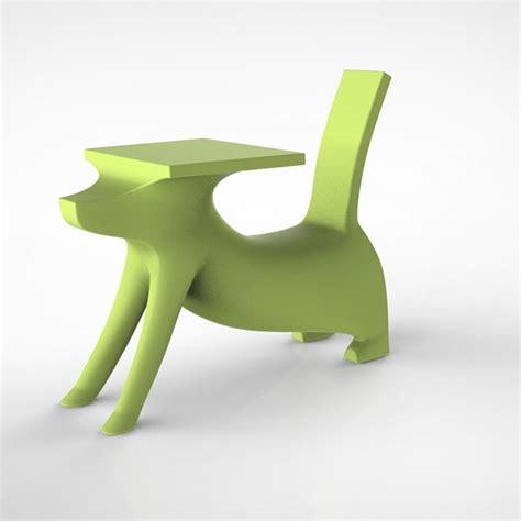 le de bureau vert anis stoel bureau voor de geleerde hond jardinchic