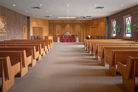 scott funeral home brampton chapel  brampton ontario