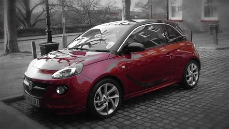vauxhall lookers lookers vauxhall adam 2014 review youtube