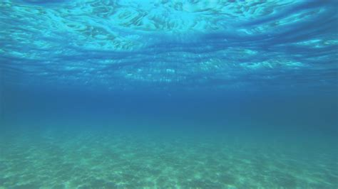 Seamless Looping Of An Underwater Texture Stock Video