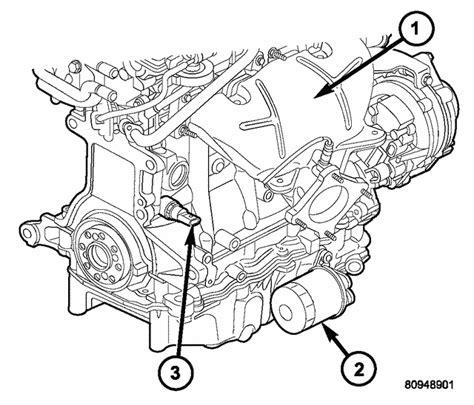 Dodge Ram 1500 Oil Filter Location Diagram   Get Free