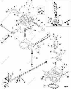 Mercury Outboard Fuel Pump Diagram