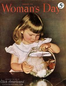 Just for the ladies: Woman's Day magazine covers from 1950 ...