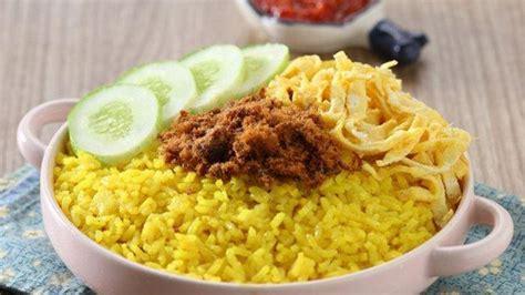 83 resep nasi kuning komplit ala rumahan yang mudah dan enak dari komunitas memasak terbesar dunia! Resep Nasi Kuning Gurih untuk Menu Merayakan 17 Agustus - Tribun Jogja