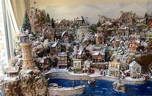 Village De Noel Miniature : village de no l 2013 jour petits mondes miniatures de no l ~ Teatrodelosmanantiales.com Idées de Décoration