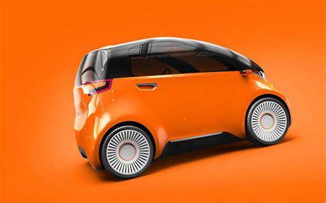 wordlessTech   PIX Short Electric Urban Vehicle