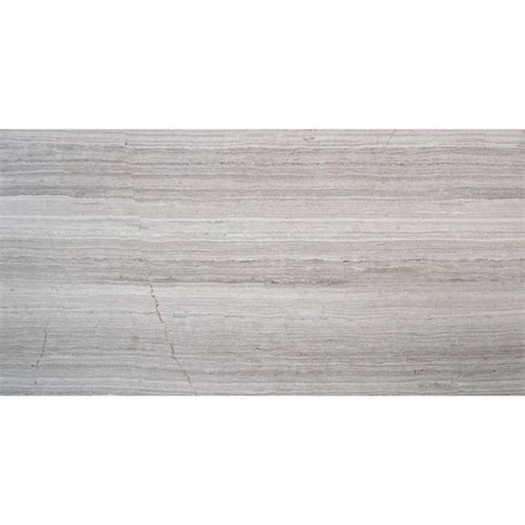 home depot marble tile 12x24 ms international mare bianco 12 in x 24 in glazed