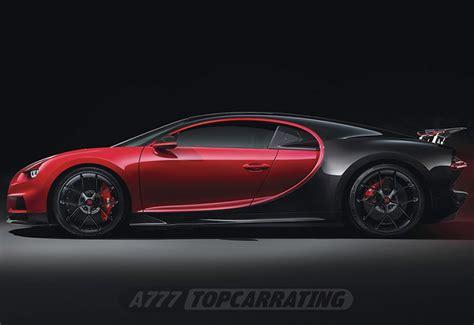 Bugatti chiron size, dimensions, aerodynamics and weight. 2018 Bugatti Chiron Sport - price and specifications