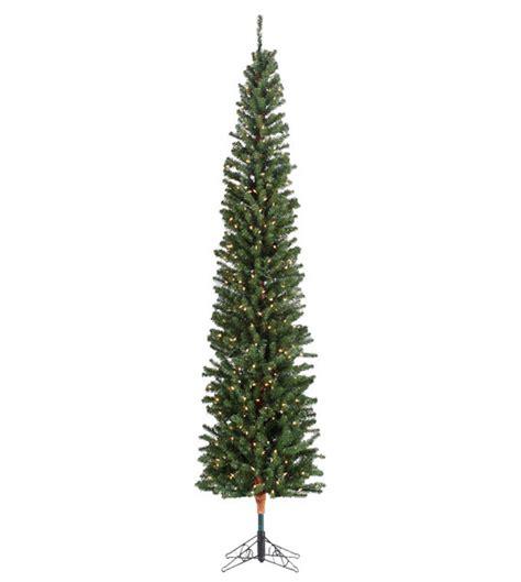 pencil christmas trees clearance pencil fir slim artificial trees treetime prelit trees