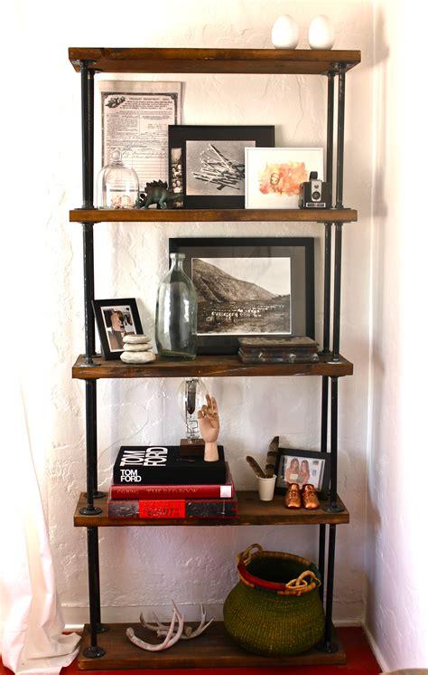 pipe shelf  fifty