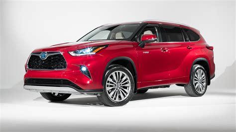 Toyota Highlander Hybrid 2020 by 2020 Toyota Highlander Look You Re A Highlander