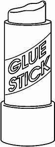 Glue Stick Clipart - Clipart Suggest