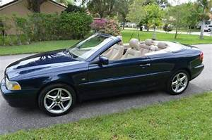 Buy New 2001 Volvo C70 Convertible In Fort Lauderdale
